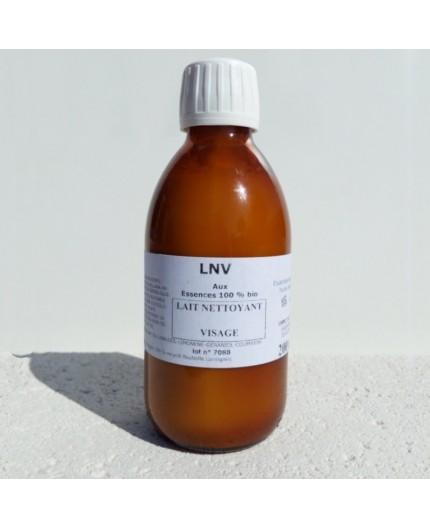 Lait nettoyant visage apaisant LNV