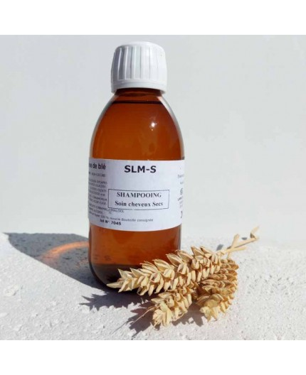 Shampooing doux protéines de Blé SLM-S
